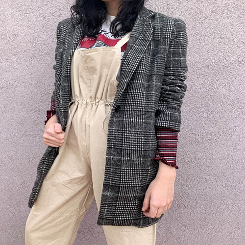 Layer on Clothes