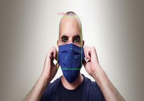 Biometric monitoring facemask
