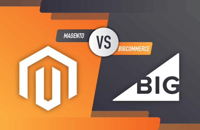 BigCommerce vs Magento 2