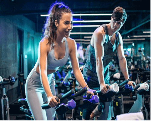Spin bikes for Gym