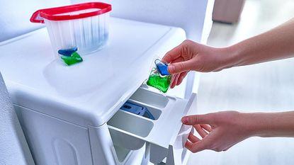 Washine machine liquid/gel