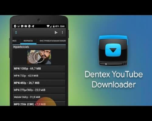 dentex app
