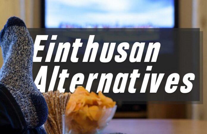 einthusan alternative