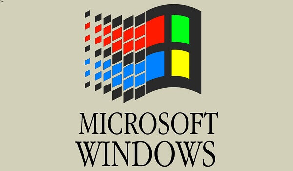windows logo 1992