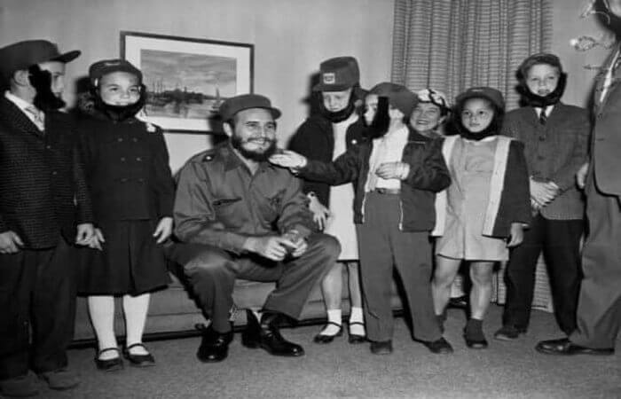 soft side of fidel castro